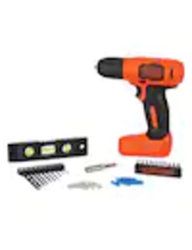 Black+Decker 8 Volt 1 Tool Power Tool Combo Kit (1 Battery Included And Charger Included) by Lowe's