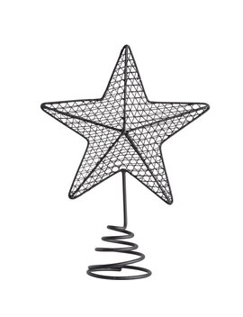 Star Shaped Wire Tree Topper by Laurel Foundry Modern Farmhouse