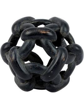 Black Chain Orb 4 Diaiablack Chain Orb 4 Diaia by At Home