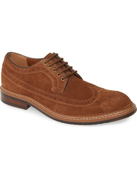 Sterling Longwing Derby by Nordstrom Men's Shop