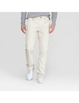 Men's Corduroy Slim Chino Pants   Goodfellow & Co™ by Goodfellow & Co