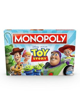 Monopoly Toy Story From Hasbro Gaming931/1800 by Argos