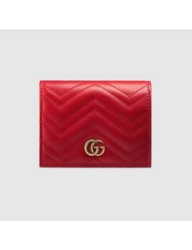 GgMarmont Kartenetui by Gucci