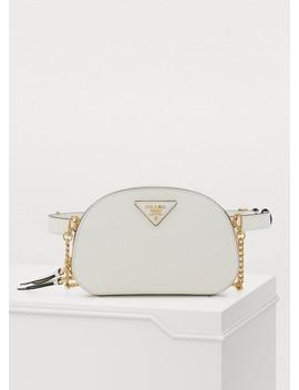 Brique Belt Bag by Prada