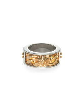 Medusa Ring by Versace