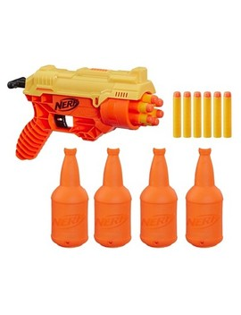 Nerf Alpha Strike Cobra Rc 6 Blaster And Target Set by Nerf