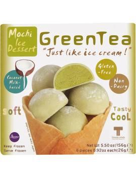 Buono Non Dairy Mochi Green Tea 156g by Buono