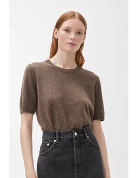 Fine Knit Cashmere Top by Arket