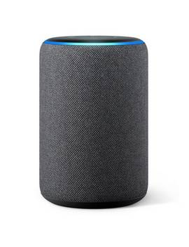 All New Amazon Echo (3rd Generation)   Charcoal 308/5644 by Argos