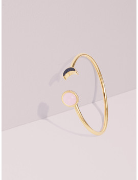 On The Rocks Flex Cuff by Kate Spade
