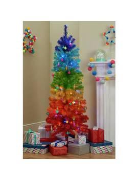 Argos Home Rainbow Christmas Tree   5ft888/3841 by Argos