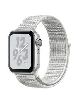 Apple Watch Nike S4 Gps 40mm   Silver / White Loop Band868/6811 by Argos