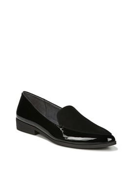 Astaire Patent Slip On Loafer by Dr. Scholl's