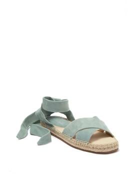 Tereza Ankle Wrap Espadrille Sandal by Splendid