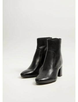 "<Font Style=""Vertical Align: Inherit;""><Font Style=""Vertical Align: Inherit;"">Leatherette With Heel</Font></Font> by Mango"