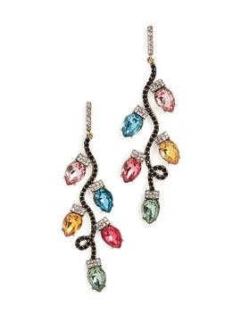 Trimmings Drop Earrings by Bauble Bar