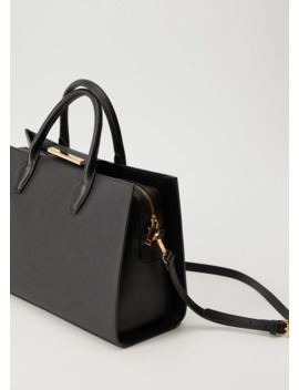 """<Font Style=""""Vertical Align: Inherit;""""><Font Style=""""Vertical Align: Inherit;"""">Shopping Bag</Font></Font> by Mango"""