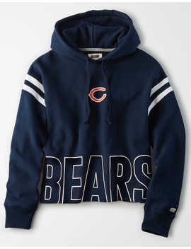 Tailgate Women's Chicago Bears Cropped Hoodie by American Eagle Outfitters