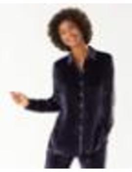 Velvet Sands Silk Blend Long Sleeve Shirt by Tommy Bahama