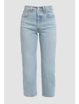 Ribcage Straight Ankle   Jeans Straight Leg by Levi's®