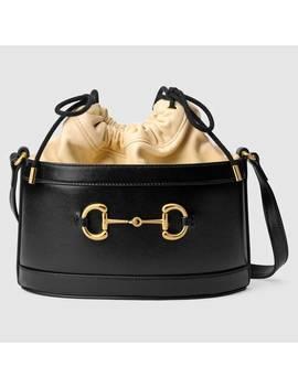 Gucci 1955 Horsebit Bucket Bag by Gucci