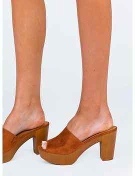 Therapy Gipsy Heels by Therapy