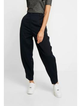 Tami Trouser   Spodnie Materiałowe by Weekday