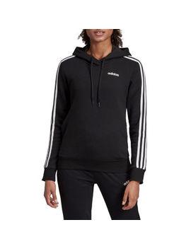 Adidas Womens Hooded Neck Long Sleeve Hoodie by Adidas
