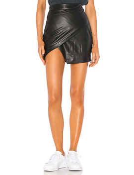 Raphaela Skirt In Black by H:Ours