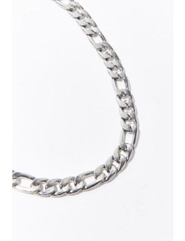 Men Chunky Chain Necklace by Forever 21