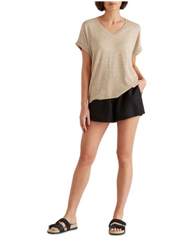 Linen Relaxed Short by Seed Heritage