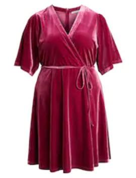 Wrap Dress   Sukienka Letnia by Glamorous Curve