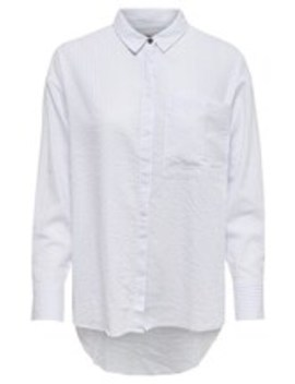 Button Down Blouse by Only