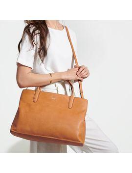Caroline Leather Handbag by Mark & Graham