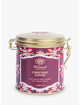 Whittard Christmas Coffee Kilner, 120g by Whittard