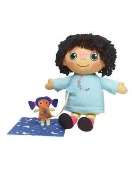 Moon And Me Goodnight Pepi Nana Soft Toy890/5248 by Argos