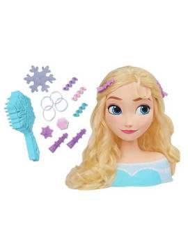 Disney Frozen Elsa Styling Head197/3404 by Argos