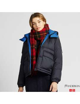 Jw Anderson Reversible Down Jacket by Uniqlo