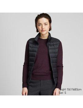 Women Ultra Light Down Vest (742) by Uniqlo
