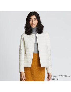 Women Ultra Light Down Compact Jacket (368) by Uniqlo