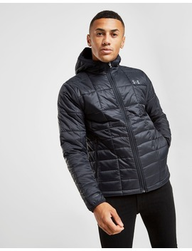 Under Armour Insulated Hooded Jacket by Jd Sports