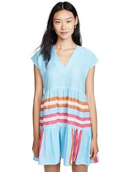 Eskedar Short Dress by Lemlem