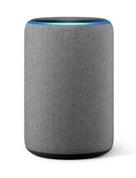 All New Amazon Echo (3rd Generation)   Heather Grey308/7192 by Argos
