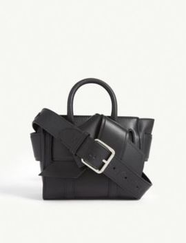 Mulberry X Acne Studios Bayswater Micro Tote Bag by Mulberry