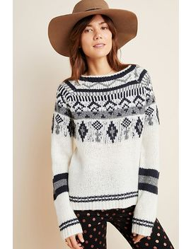 Stockholm Sweater by Anthropologie