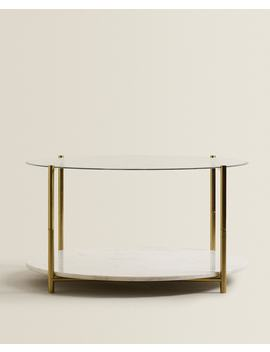 Two Level Table  Furniture   Living Room by Zara Home