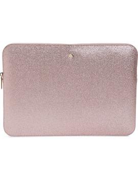 Glitter Universal Laptop Sleeve by Kate Spade New York
