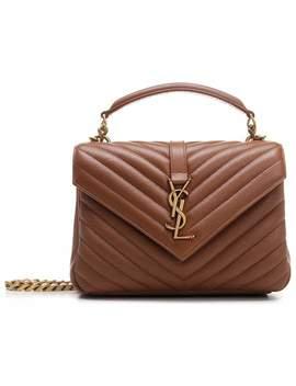 Medium College Chain Strap Shoulder Bag by Saint Laurent