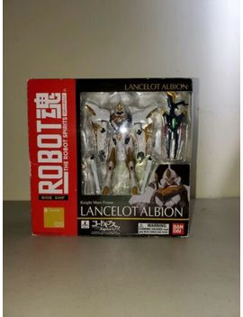 Robot Spirits Code Geass: Lelouch Kmf Lateral De La Rebelión R2 Lancelot Albion by Ebay Seller