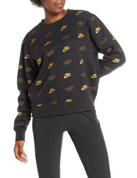 W Sportswear Graphic Sweatshirt by Nike